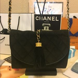 e04c3e1822db Women Vintage Chanel Tassel Bag on Poshmark